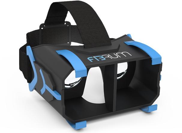 Post Thumbnail of Российские шлемы виртуальной реальности FIBRUM, потестировал!