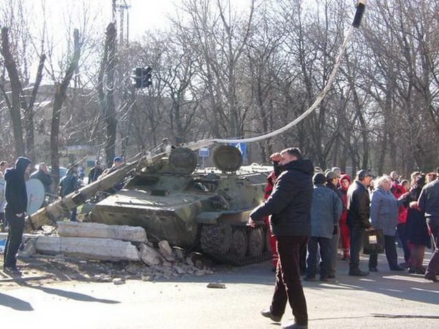 Post Thumbnail of Трогательная песня-клип: Я - Константиновка. Когда у украинцев уже накипело.