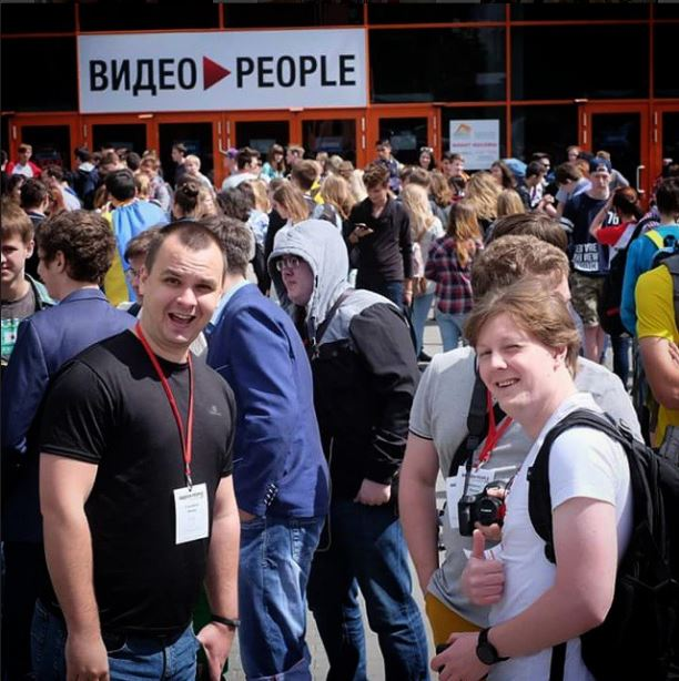 Post Thumbnail of В Москве прошел второй фестиваль YouTube Видео People 2015 #videoppl . Отчет