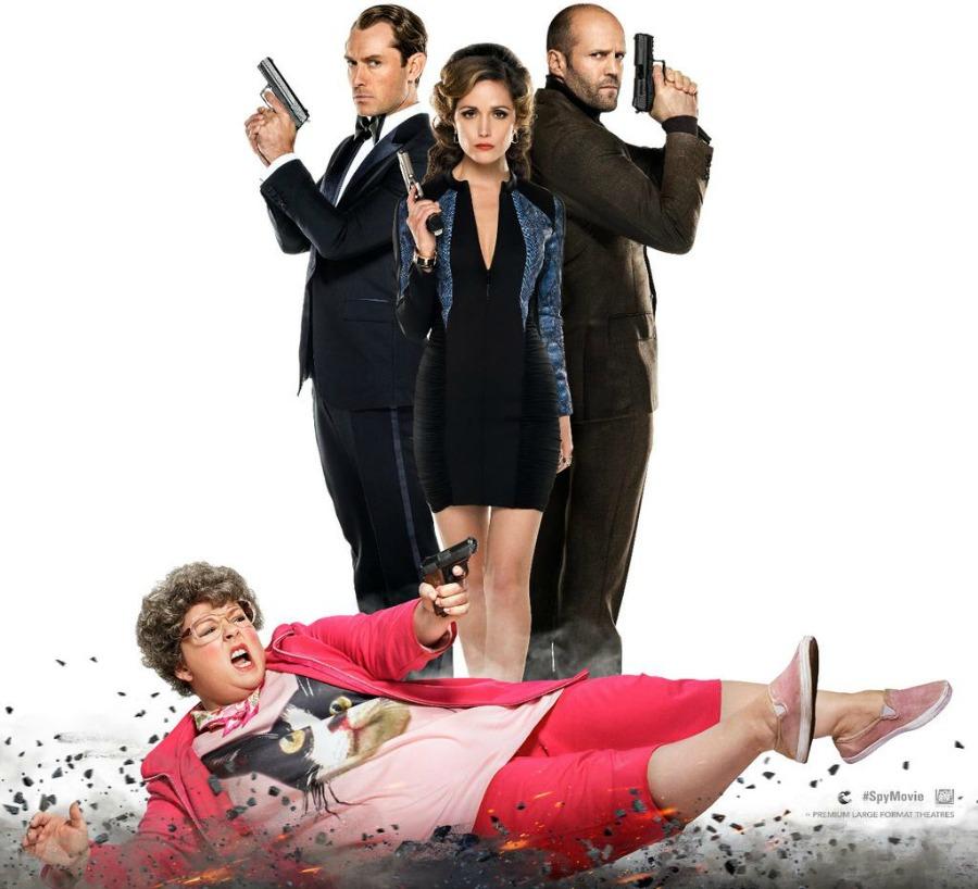 Post Thumbnail of Фильм Шпион (2015). Отзыв-рецензия без спойлеров. На самом деле смешная комедия