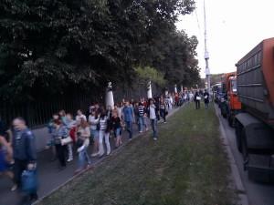 фестиваль фейерверков Москва 2015