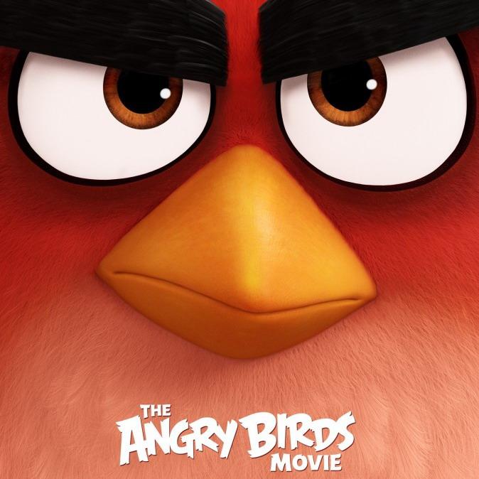 Post Thumbnail of Полнометражный мультфильм Angry Birds. Злые птички в кино. Трейлер-тизер.