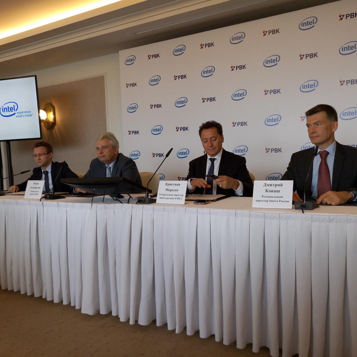 Post Thumbnail of Социальные программы Intel расширяются с помощью венчурных фондов РВК
