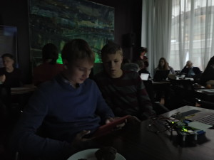 Intel Edison Makers Moscow