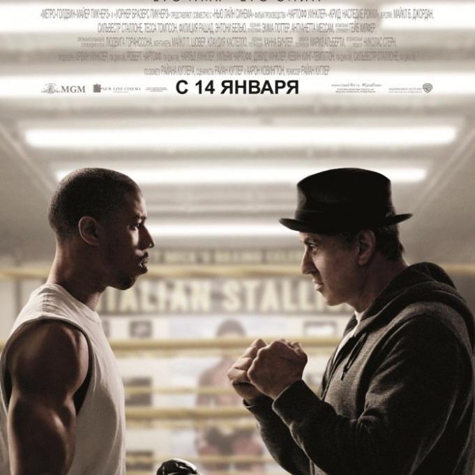 Post Thumbnail of Фильм Крид Наследие Рокки, отзыв без спойлеров
