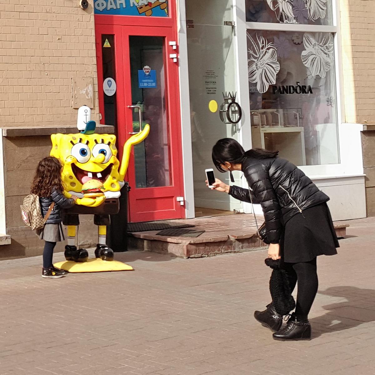 Post Thumbnail of Кафе Krusty Krab в Москве на Арбате - небольшой отзыв