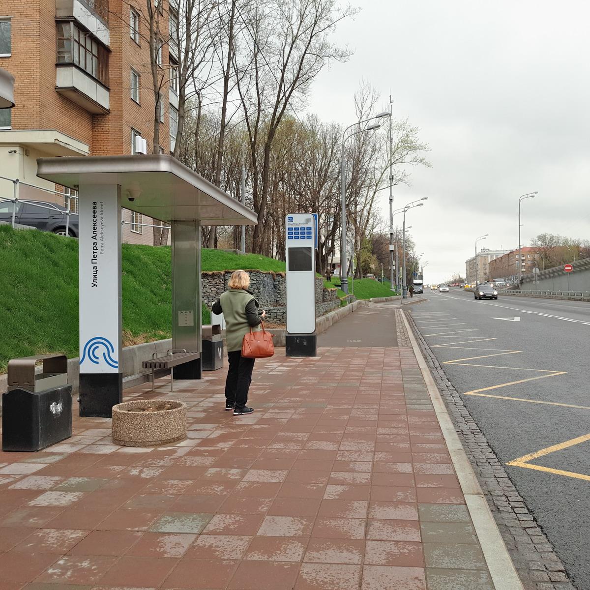 Post Thumbnail of Новые остановки общественного транспорта в Москве. Спорные....