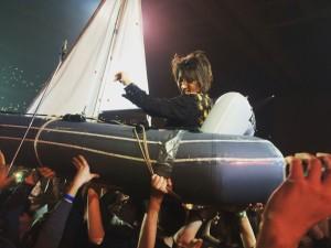 лодка земфира