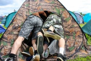 доброфест палатка