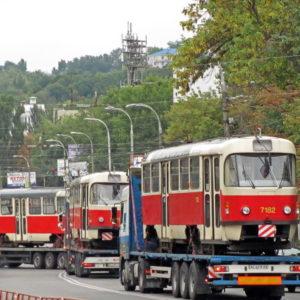 убрать трамваи из Москвы
