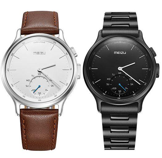 Post Thumbnail of Обзор MEIZU MIX - классические, но умные часы