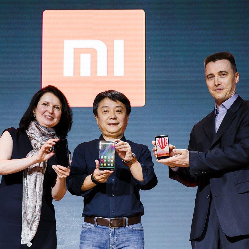 Post Thumbnail of Xiaomi провели первую презентацию в России.