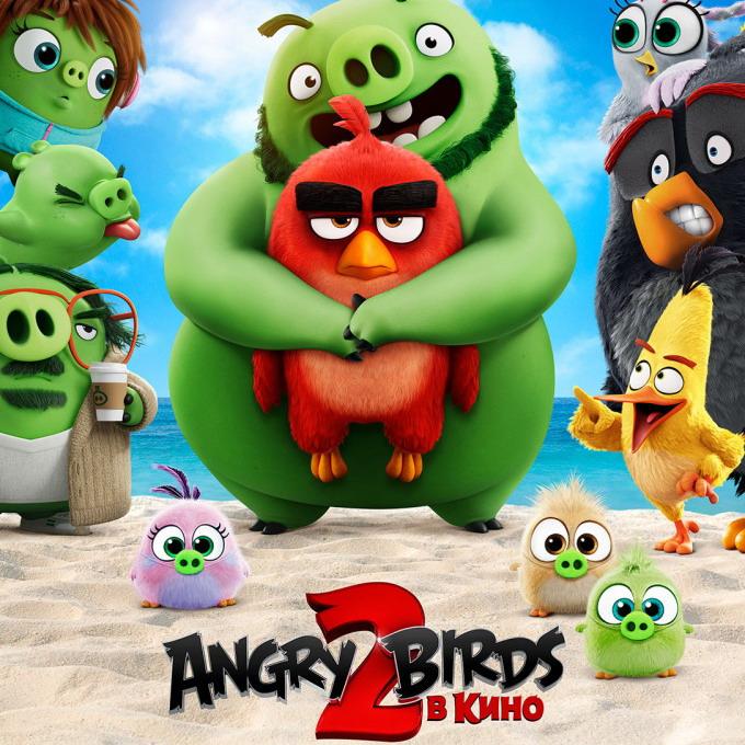 Post Thumbnail of Angry Birds 2 - отзыв без спойлеров